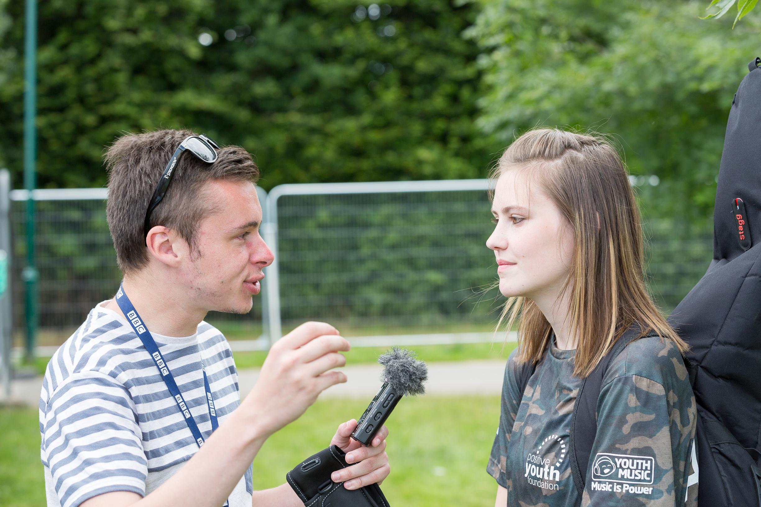 kiaya Lyons BBC radio